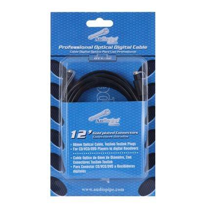 Cable digital Optico Audiopipe