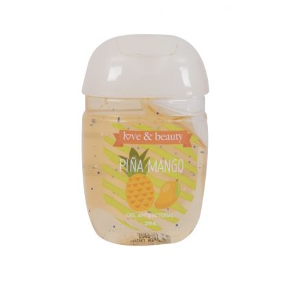 Gel AntiBacterial Piña Mango Love & Beauty