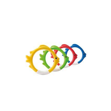 Juego de anillos para sumergir INTEX