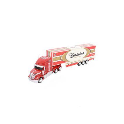 Tráiler Truck series