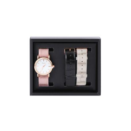 Set de reloj análogico Windsor Accessories