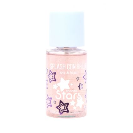 Splash Shinning Stars Love & Beauty 75 ml