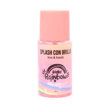 Splash Hello Rainbow Love & Beauty 75 ml