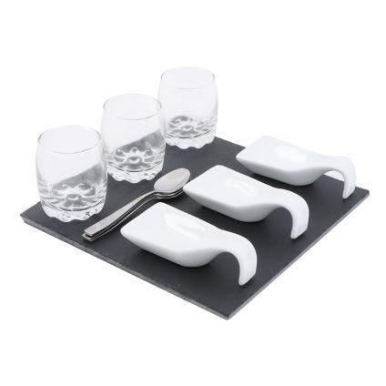 Set de Mini Sartén para Bocadillos Hartin