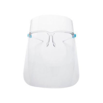 Careta de protección con lente