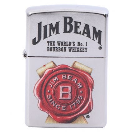 Zippo Encendedor Jim Beam