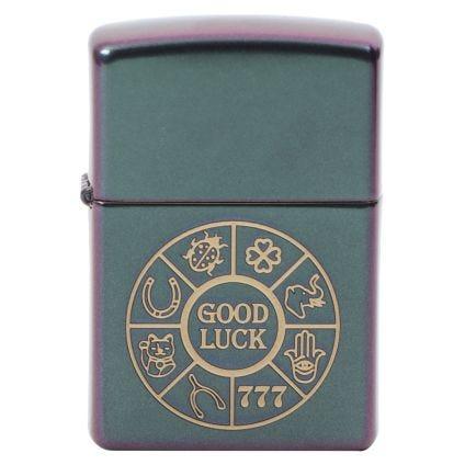Zippo Encendedor Lucky Symbols Design