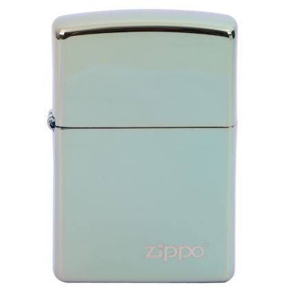 Zippo Classic High Polish Green