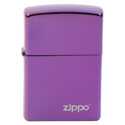 Zippo Encendedor Classic High Polish Purple