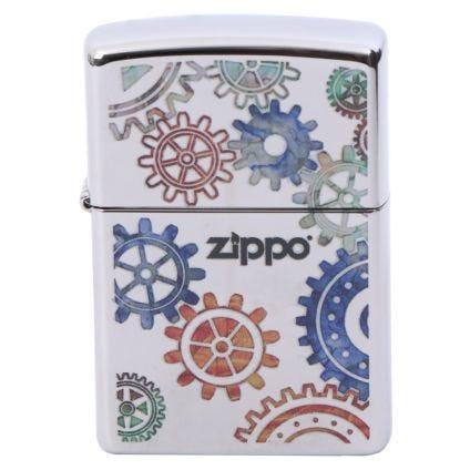 Zippo Encendedor Gears