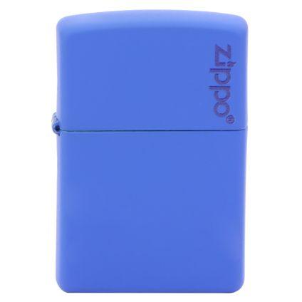 Zippo Encendedor Classic Royal Blue Matte