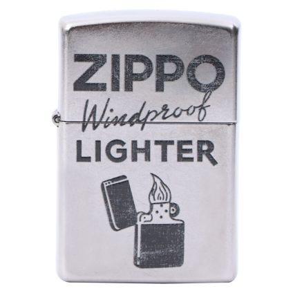 Zippo Encendedor Windproof Design