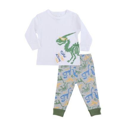 Conjunto de pijama Froggy