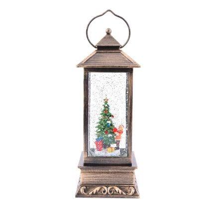 Lámpara navideña