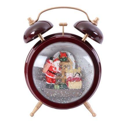 Despertador navideño Bliss