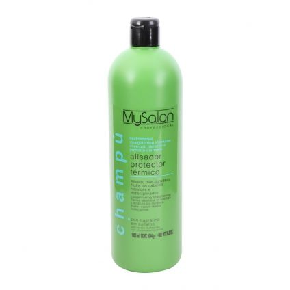 Shampoo alisador protector térmico MySalon