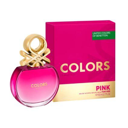 Colors de Benetton Pink Benetton 80 ml