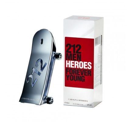 212 Heroes Carolina Herrera 90 ml