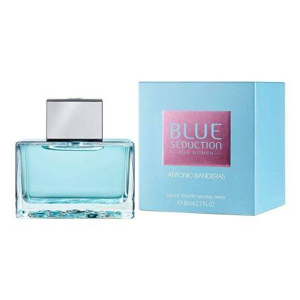 Blue Seduction Antonio Banderas 80 ml