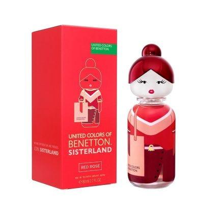 Sisterland Red Rose Benetton 80 ml