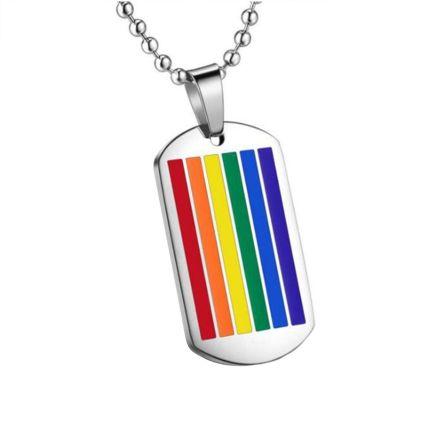 Collar Orgullo CR Charms