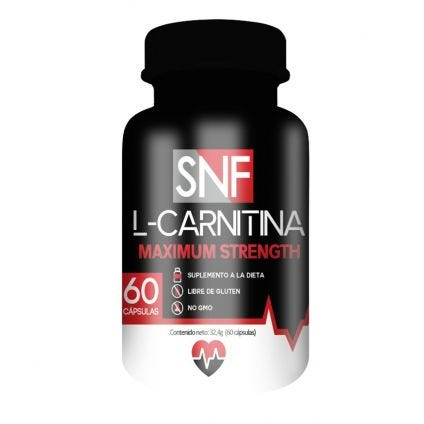 L-carnitina 500mg SNF