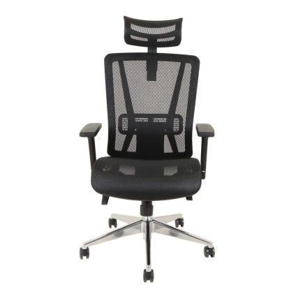 Basic Seats Silla Ergonómica Ejecutiva