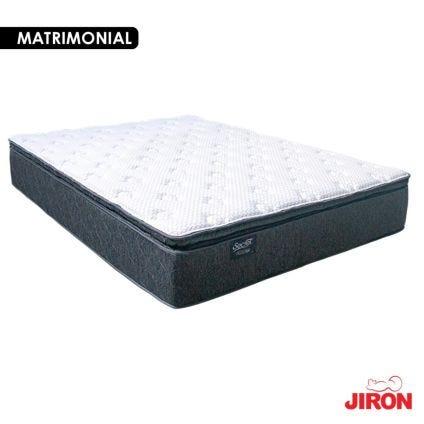Colchón Secrect Pillow Top Matrimonial Jirón