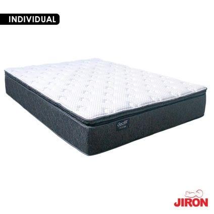 Colchón Secrect Pillow Top Individual Jirón