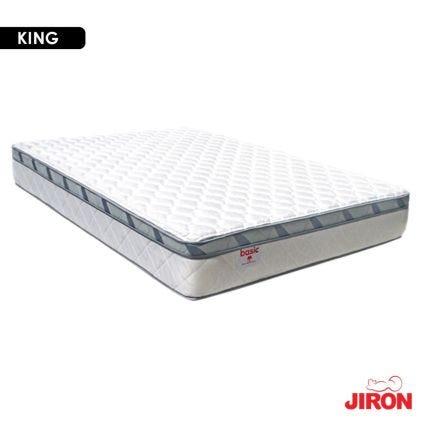 Colchón Basic King Jirón
