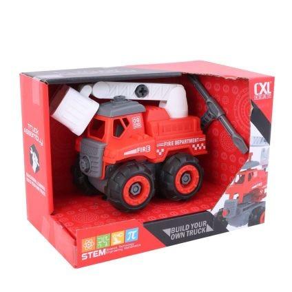 Carro de bomberos de fricción Truck Assembly
