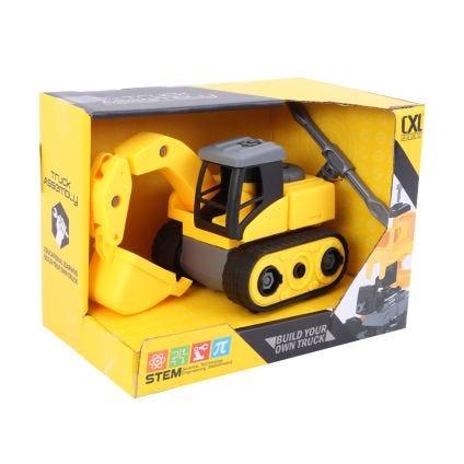 Excavadora de fricción Truck Assembly