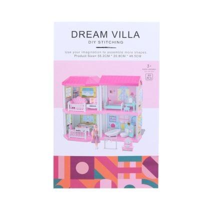 Casa para muñecas Dream Villa
