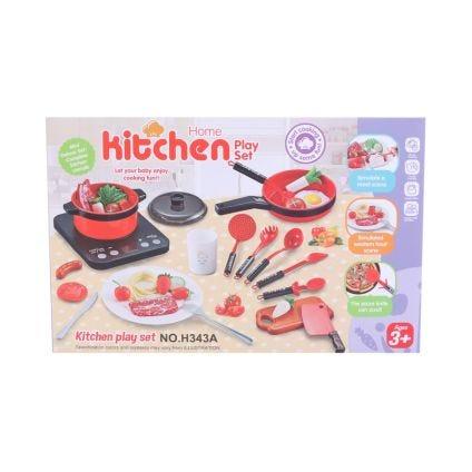 Set de utensilios Home Kitchen