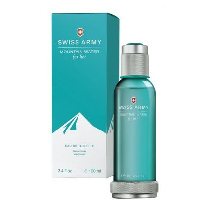 Swiss Army Mountain Water Victorinox Mujer 100ml