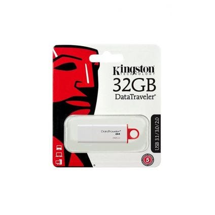 Memoria Flash USB DTIG 32GB KINGSTON
