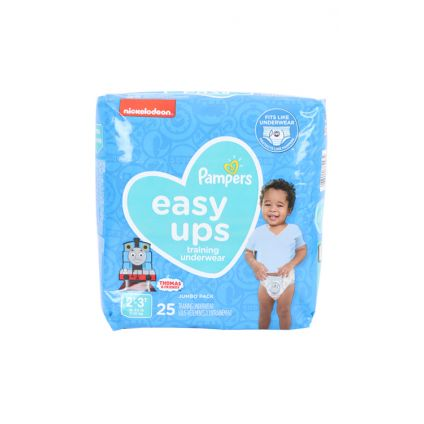 Easy Ups Talla 2-3 Pampers