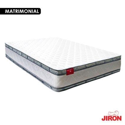 Colchón Euro Plus Matrimonial Jirón