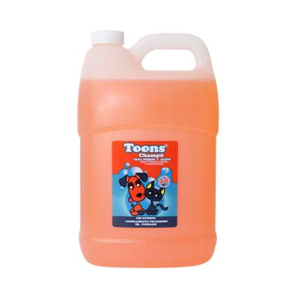 Shampoo para mascotas 4L Toons
