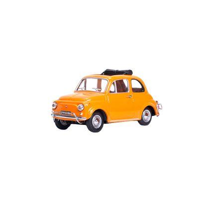 Fiat 500L 1968 Giallo Positano Esc 1:43
