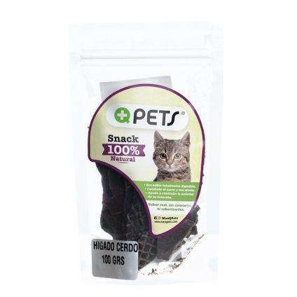 MasQPets Hígado para Gatos 100 gramos