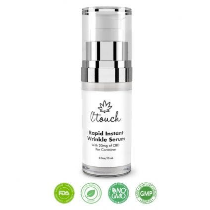 L´Touch Rapid Instant Wrinkle Cream
