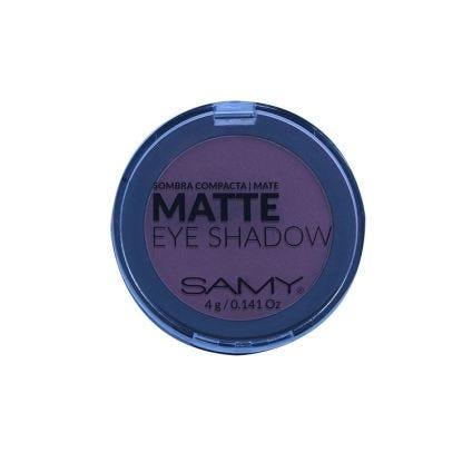 Sombra compacta matte Tabaco N°56 SAMY