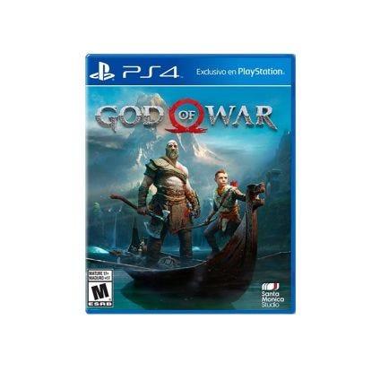 God Of War PS4 Sony