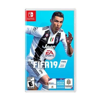 Fifa 19 Standar Nintendo Switch