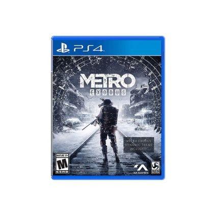 Metro Exodus PS4 SONY