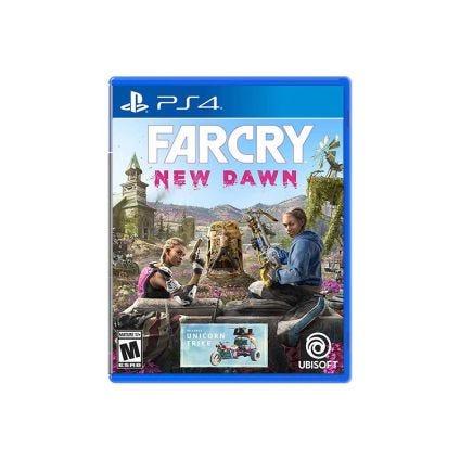 Far Cry New Dawn PS4 SONY