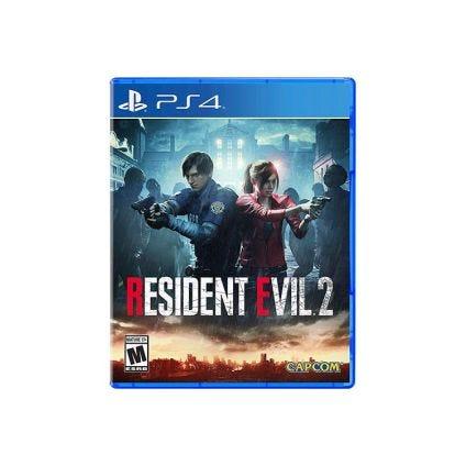 Resident Evil 2 PS4 SONY