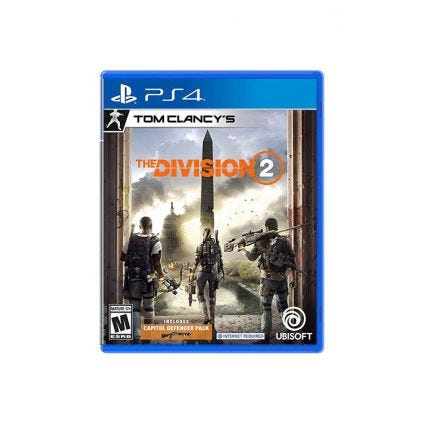 The Division 2 PS4 SONY