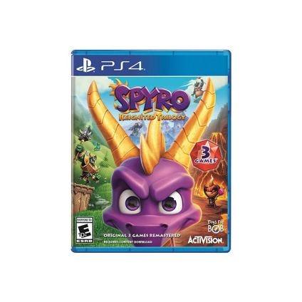 Spyro Reignited Trilogy PS4 SONY